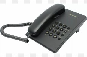 Landline Telephone Panasonic LCD Home & Business Phones Digital Enhanced Cordless Telecommunications PNG