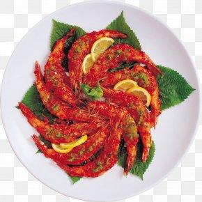 Iftar - Caridea Dish Vegetarian Cuisine Seafood PNG