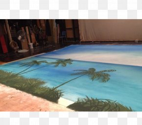 Theatrical Scenery - Scenic Painting House Painter And Decorator Designer Scenic Design PNG