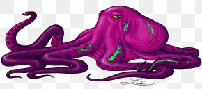 Giant Pacific Octopus - Octopus DeviantArt Illustration Art Museum PNG