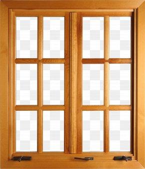 Wood Window - Window Kerala Design Door Wood PNG