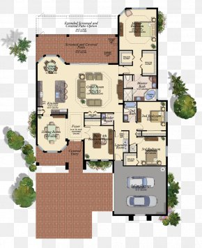 House - Floor Plan House Plan Great Room Interior Design Services PNG