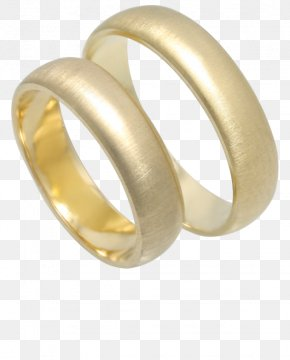 Wedding Ring - Wedding Ring Gold Silver Body Jewellery Bangle PNG