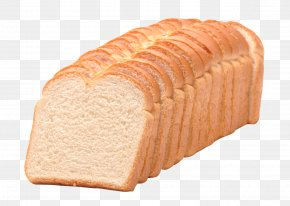 Bread - Toast Sliced Bread PNG