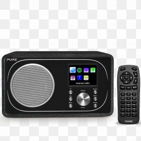 Radio Station - Internet Radio Digital Audio Broadcasting FM Broadcasting Digital Radio PNG