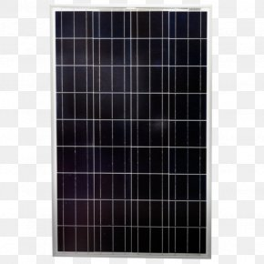 Solar Panel - Solar Panels Polycrystalline Silicon Photovoltaics Solar Power Photovoltaic System PNG
