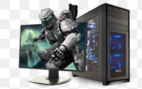 Pc Game - Graphics Cards & Video Adapters Computer Cases & Housings PlayStation 4 Gaming Computer Video Game PNG