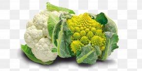 Broccoli - Romanesco Broccoli Cauliflower Broccoflower Vegetable PNG