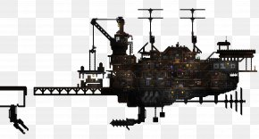 Minecraft - Terraria Minecraft Video Game Steampunk Non-player Character PNG