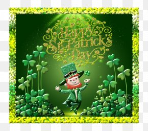 Saint Patrick's Day - Birthday Cake Saint Patrick's Day March 17 DeviantArt PNG