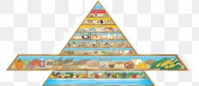 Health - Food Pyramid Healthy Eating Pyramid MyPyramid Healthy Diet PNG