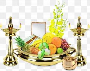 Kerala Vishu Malayalam Krishna Wish PNG