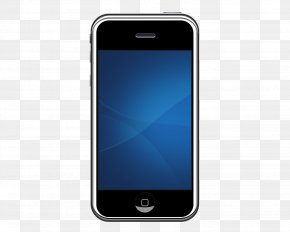 Apple Iphone Image - Feature Phone Smartphone Icon Design PNG