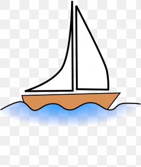 Pictures Of A Sailboat - Sailboat Boating Clip Art PNG