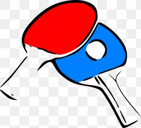 Cornhole Clipart - Play Table Tennis Table Tennis Racket Clip Art PNG