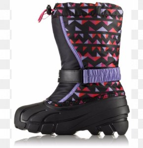 Boot - Snow Boot Shoe Product Walking PNG