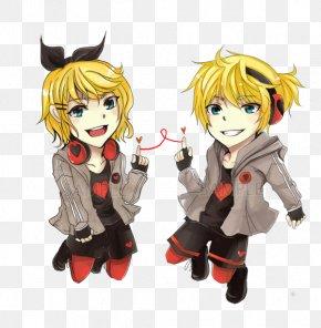 Hatsune Miku - Kagamine Rin/Len Hatsune Miku Drawing Kaito Vocaloid PNG