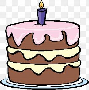 Cartoon Birthday Cake - Birthday Cake Chocolate Cake Beijinho Rissole PNG
