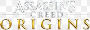 AC - Assassin's Creed: Origins Assassin's Creed IV: Black Flag Assassin's Creed Unity Assassin's Creed: Brotherhood PlayStation 4 PNG