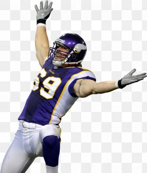 American Football - American Football NFL Face Mask Minnesota Vikings PNG