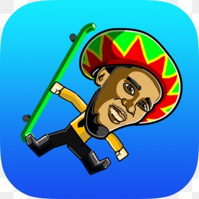 Subway Surfer - Cartoon Human Behavior Clip Art PNG