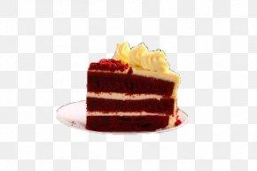 Red Velvet Cake - Red Velvet Cake Vecteur Computer File PNG