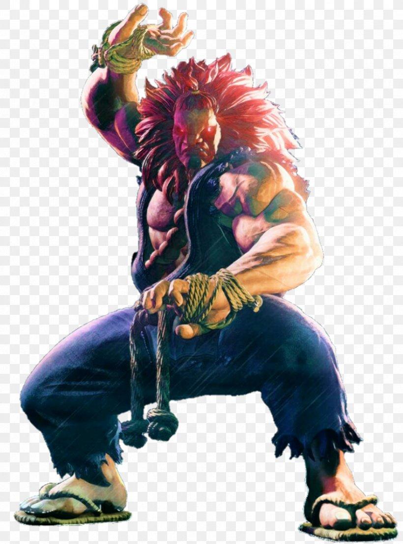 Street Fighter V Akuma Ryu Street Fighter Ii The World