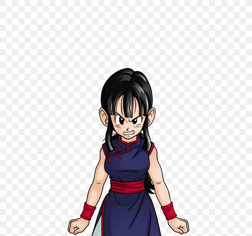 Chi Chi Dragon Ball Online Goku Bulma Dragon Ball Z Ultimate Tenkaichi Png 768x768px Watercolor Cartoon