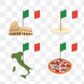 Italy Food - Italy Pasta Icon PNG