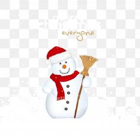 Vector Snowman - Snowman Christmas Santa Claus Clip Art PNG