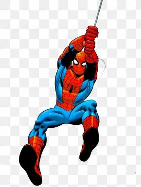 Spiderman Comic Clipart - Spider-Man Newspaper Strips Marvel Comics Comic Book PNG