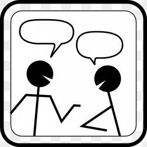 To Respond Cliparts - Dialogue Conversation Speech Balloon Clip Art PNG