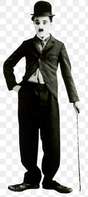 Charlie Chaplin - Charlie Chaplin The Tramp Silent Film Comedian PNG