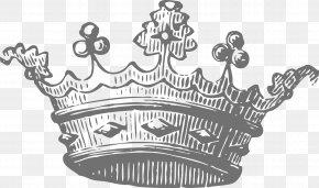 Crown Vector - Drawing Crown Of Queen Elizabeth The Queen Mother Clip Art PNG