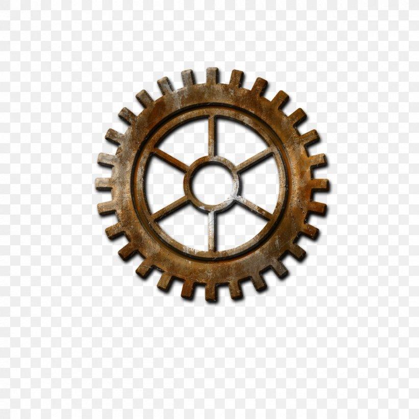 Gear Steampunk Clip Art, PNG, 1200x1200px, Gear, Clockwork, Clutch Part, Color, Digital Image Download Free