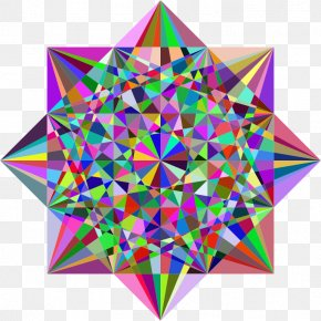 Star - Star Polygon Triangle Geometry PNG