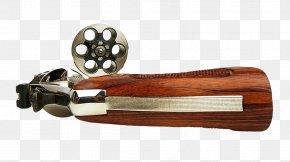 Revolver Gun - Helicopter Revolver PNG