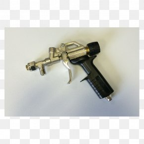 Paint - Trigger Spray Painting Firearm Adhesive PNG