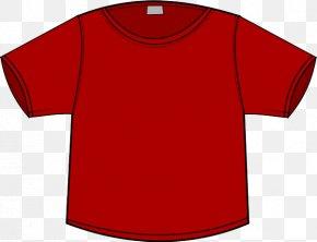 Elf Shirt Cliparts - Jersey Sleeve Shoulder Shirt PNG