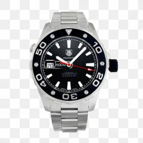 TAG Heuer Aquaracer Watch Series - Automatic Watch TAG Heuer Luneta Chronograph PNG