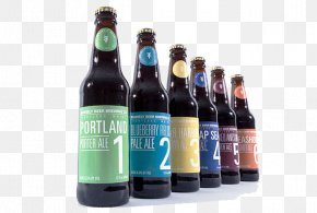 Beer Bottle - Beer Packaging And Labeling Paper Bottle Creativity PNG