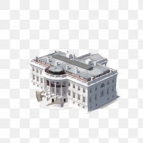 White House Building - White House Building EB-1 Visa PNG