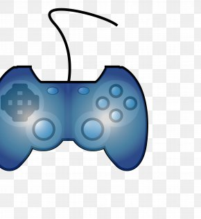 Gamepad - Video Game Design Game Controllers Video Game Consoles Clip Art PNG
