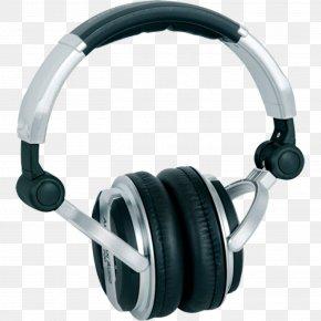 Hewlett-packard - Hewlett-Packard American Audio HP 700 Professional High-Powered Headphones Disc Jockey Headset PNG
