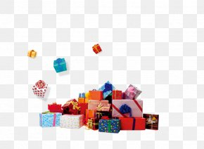 Gift Box - Packaging And Labeling Box Gift Advertising PNG
