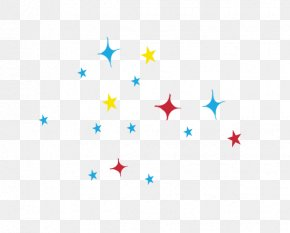 Colorful Stars - Star Download Computer File PNG