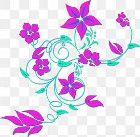Purple Flower Clipart - Valimaikku Markkam Amazon.com Agame Puram: Manam Pol Vazhvu The Path To Prosperity Clip Art PNG