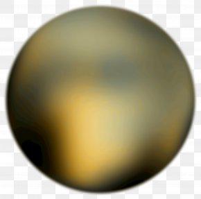 Planet Pluto Cliparts - Bitmap Download Clip Art PNG