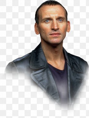 The Doctor Pic - Christopher Eccleston Fourth Doctor Seventh Doctor First Doctor PNG