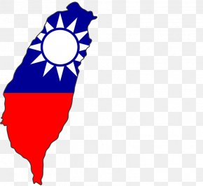 Taiwan Flag Photos - Taiwan Map Flag Of The Republic Of China PNG